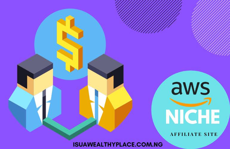 Amazon affiliate Niche Site in Nigeria