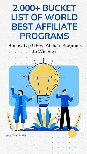 2000 list of affiliate programs