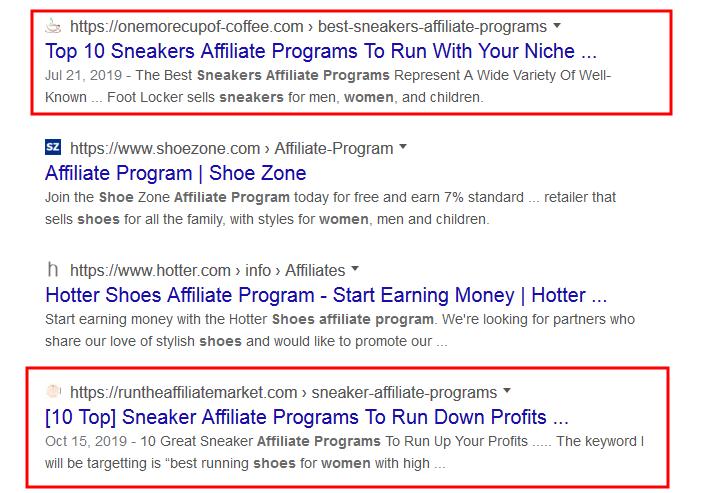 create a niche blog 2020
