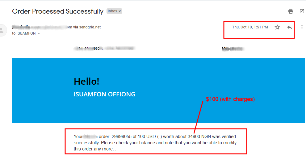 Made My First $100 Blogging