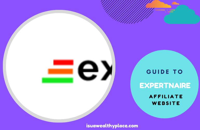 expertnaire affiliate program website