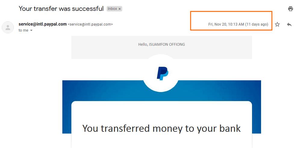 make money in nigeria using PayPal