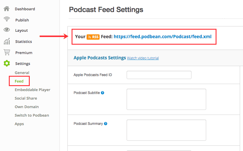 Create A Podcast On Podbean