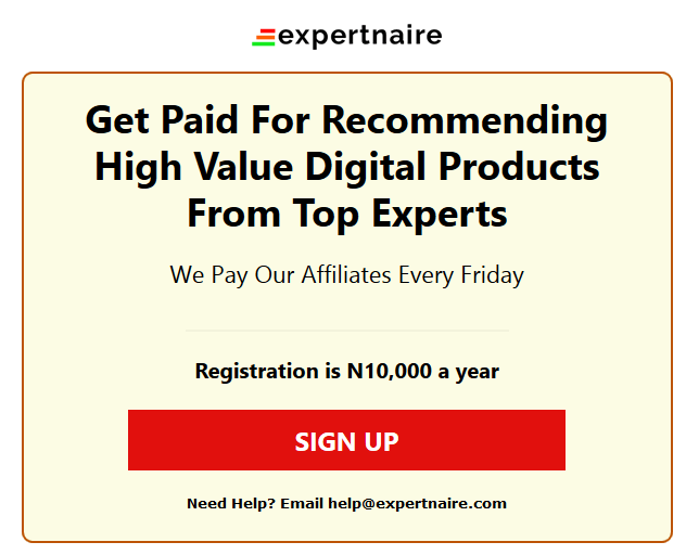 Expertnaire by Toyin Omotoso