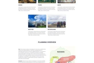 Fiverr freelanCe gig examples-Web & Mobile Design