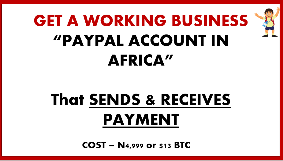 Paid Surveys & Programs In Africaa-get paypal account