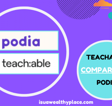 Podia Vs Teachable Reviews and Comparisons