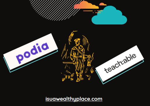 Teachable vs Podia Review Summary