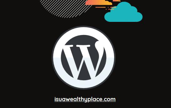 What is WordPress in Blogging