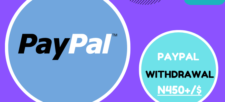 How do I withdraw money from PayPal to Nigeria bank account