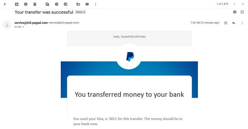 paypal withdrawal in nigeria