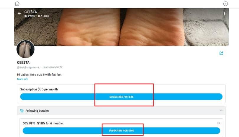 sexy feet pics guide