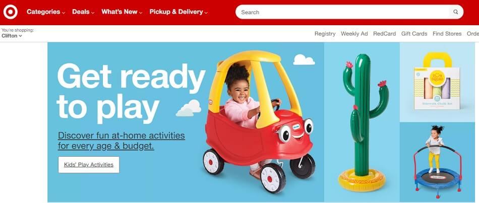 target.com affiliate program