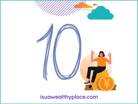 10 figure Salary Earners