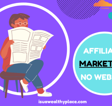 affiliate marketing in Nigeria without a website