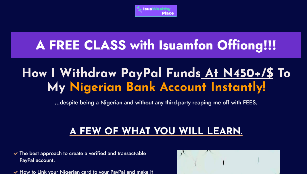 get Started As an Affiliate Marketer in Nigeria