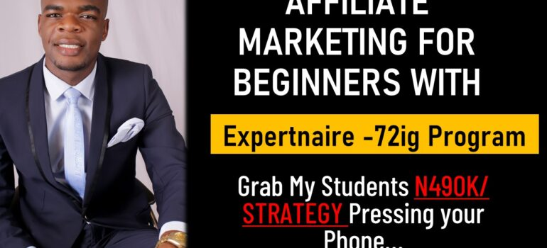 Affiliate Marketing with 72ig SYSTEM